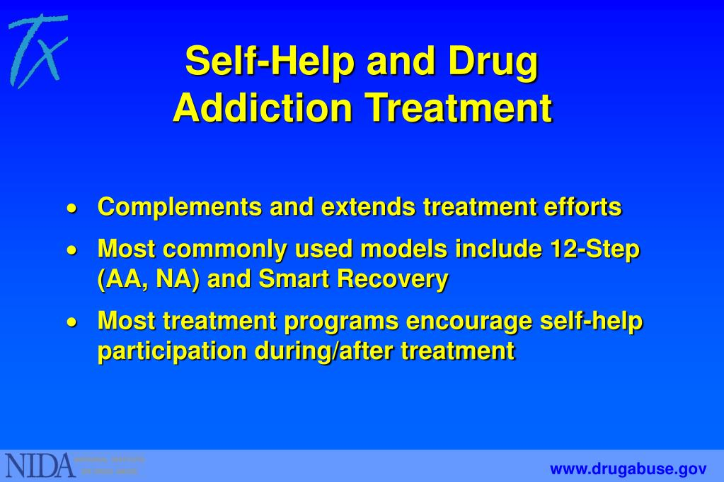 Self-Help and Drug