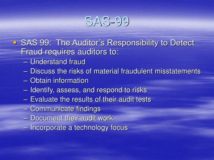 SAS-99