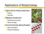 applications of biotechnology26