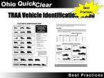 traa vehicle identification guide