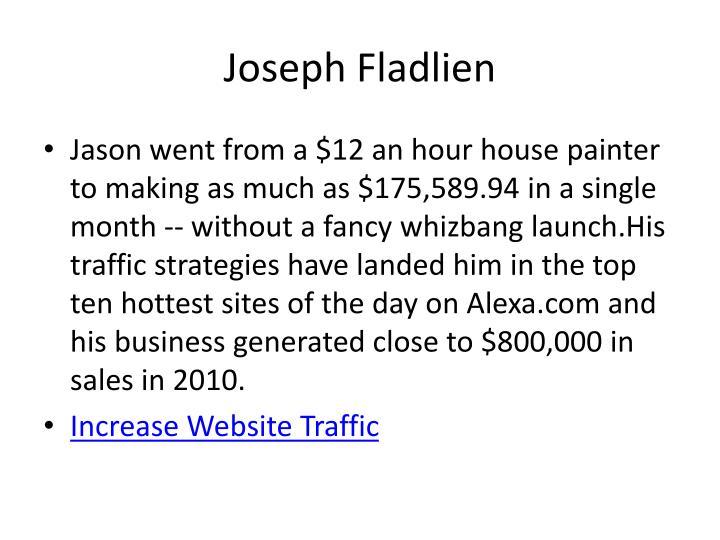 Joseph fladlien