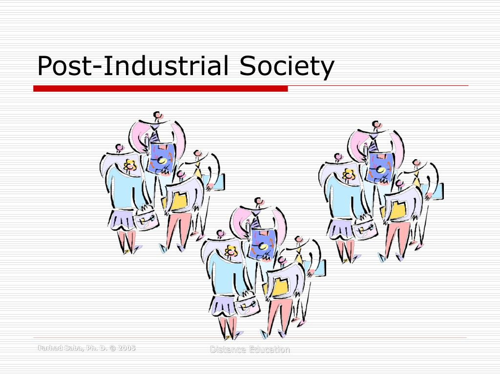 Post-Industrial Society