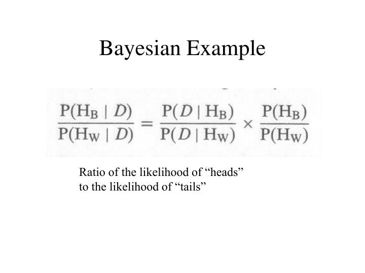 Bayesian Example