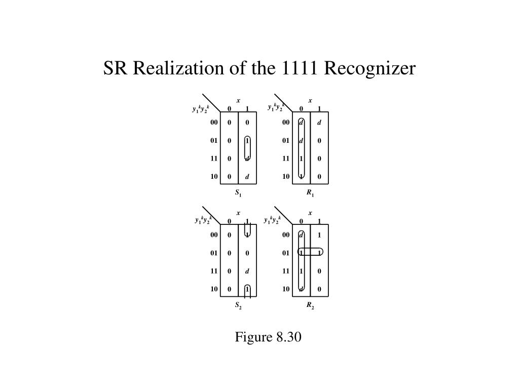 SR Realization of the 1111 Recognizer