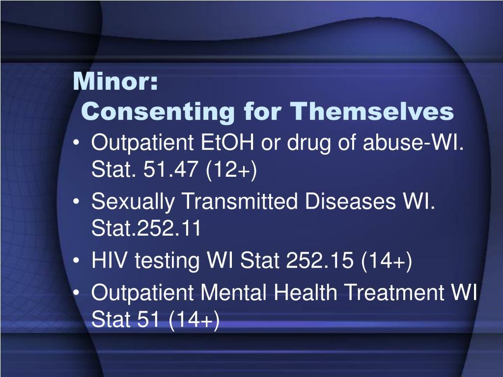 Minor: