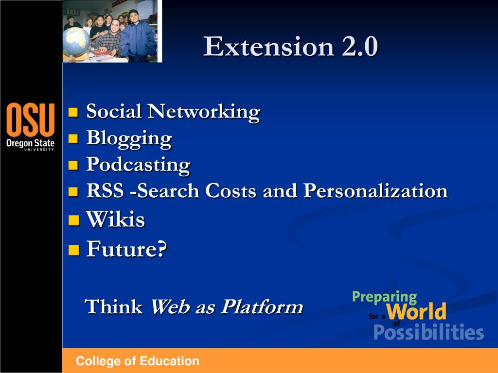 Extension 2.0