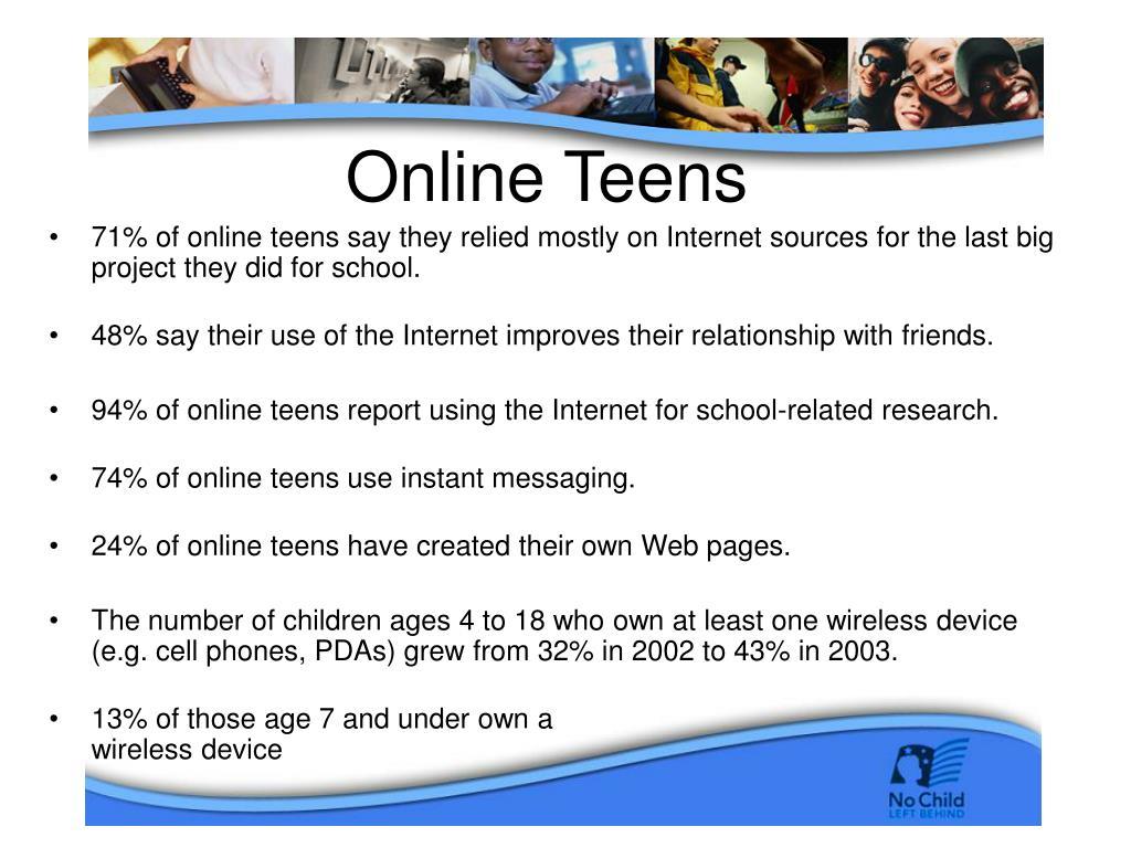 Online Teens