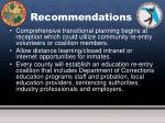 recommendations11