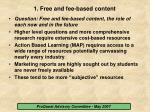 1 free and fee based content4
