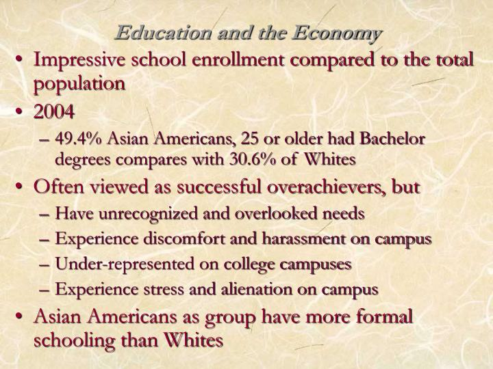 Education and the Economy
