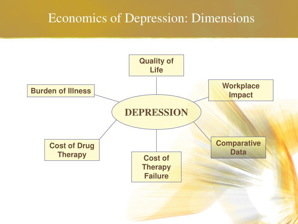 Economics of Depression: Dimensions