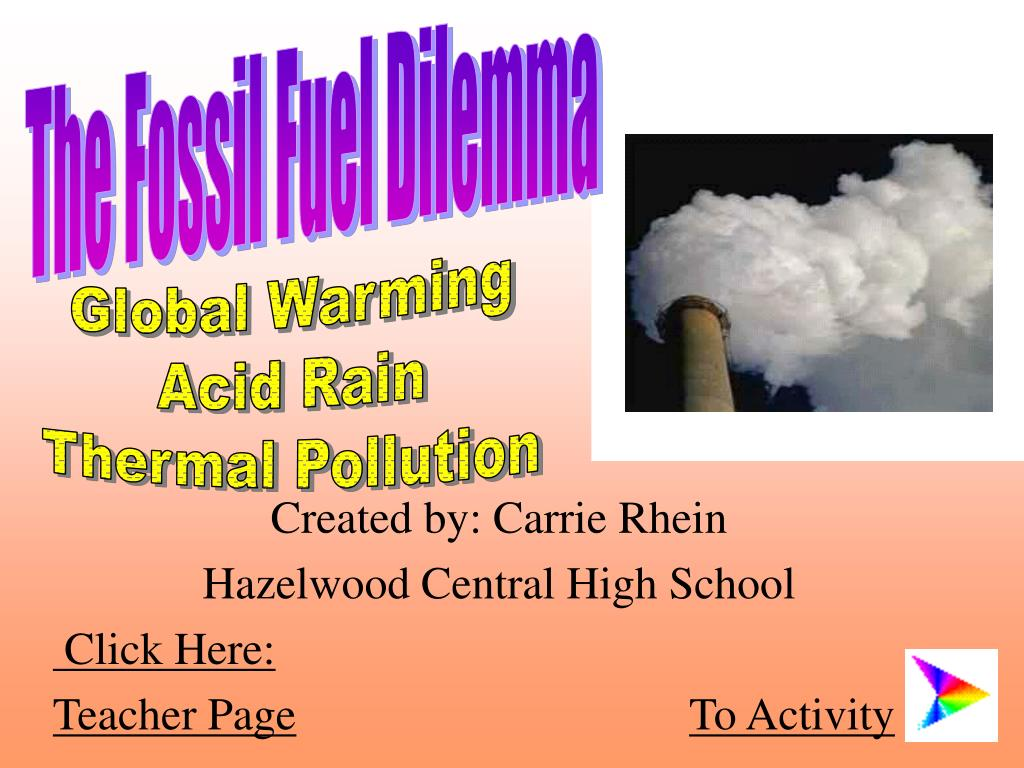 created by carrie rhein hazelwood central high school click here teacher page to activity