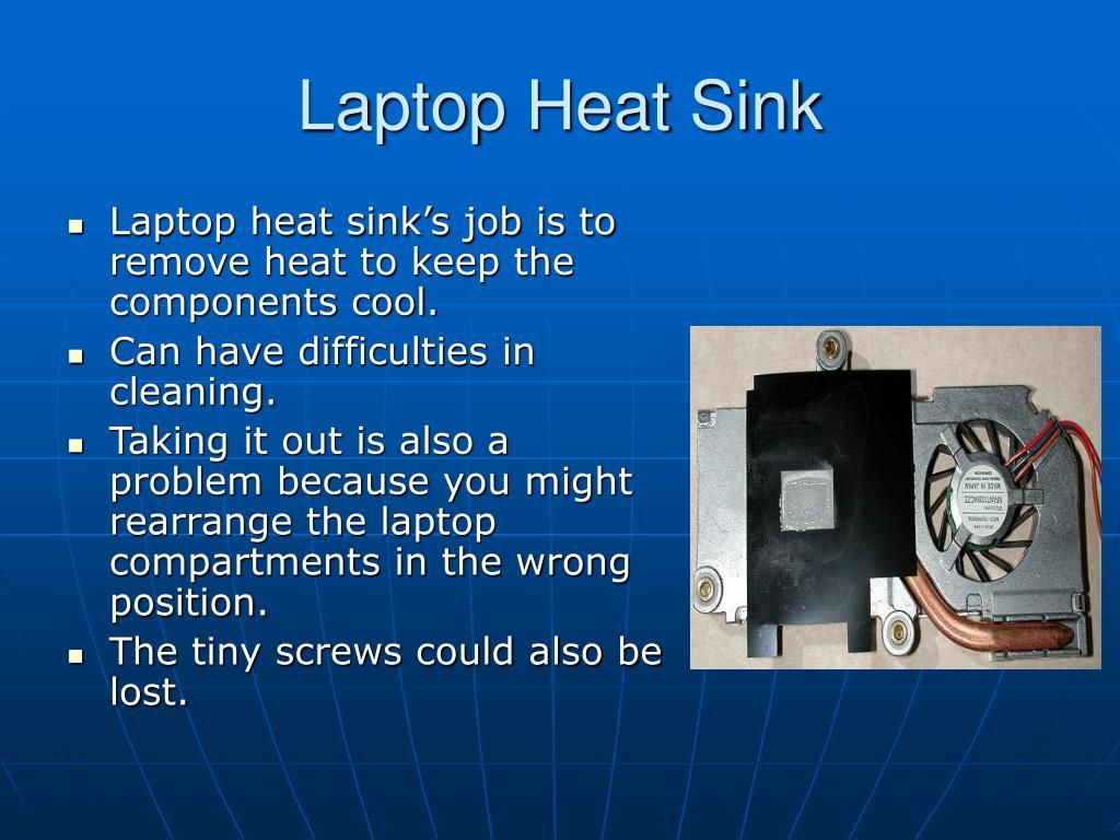 Laptop Heat Sink