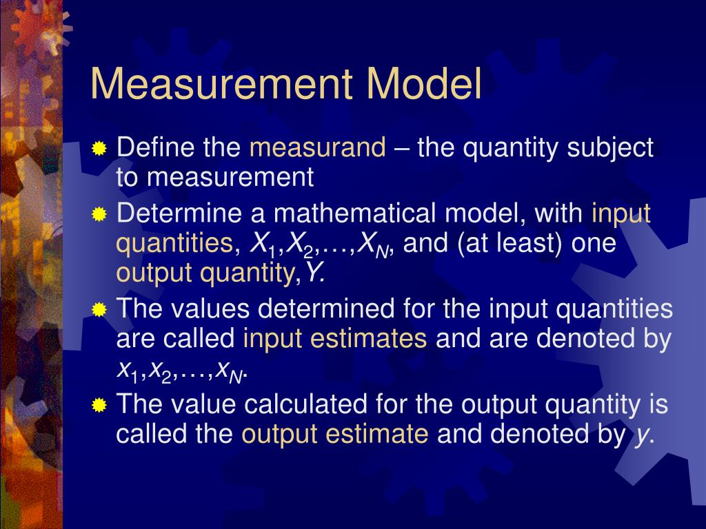 Measurement Model