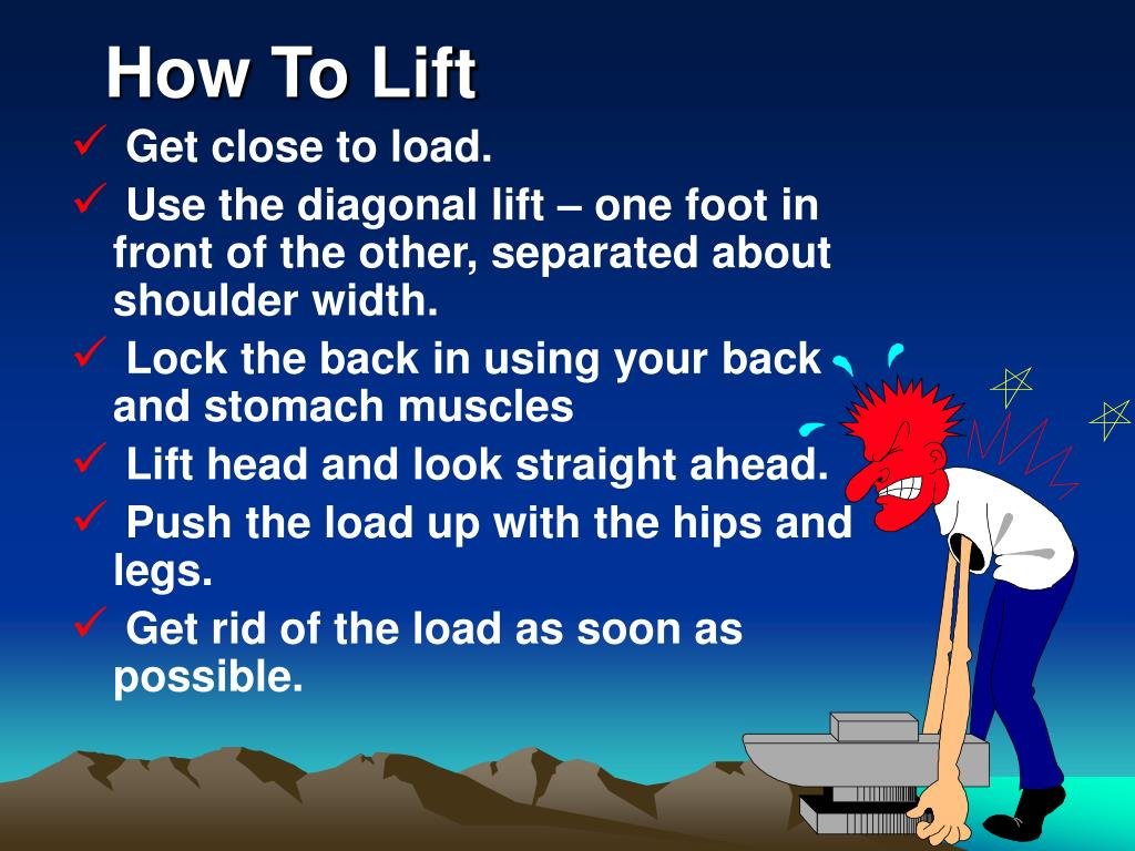 How To Lift