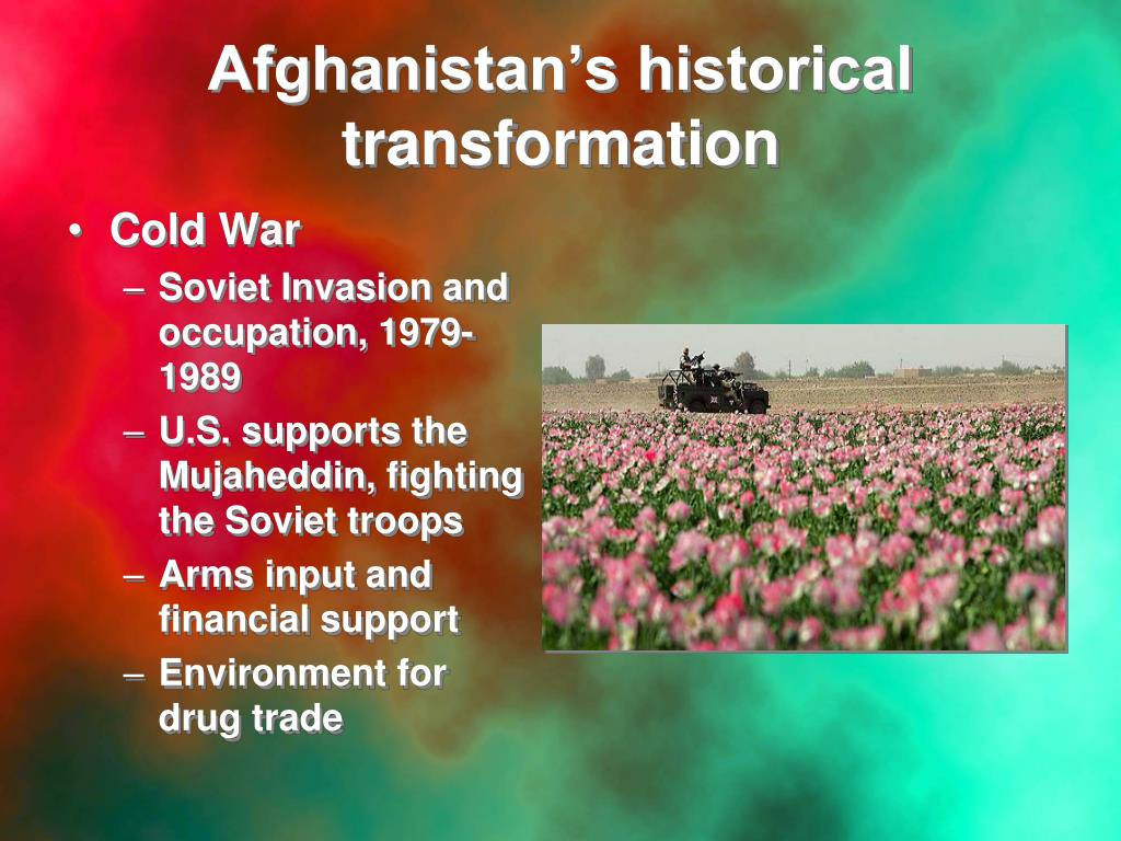 Afghanistan's historical transformation