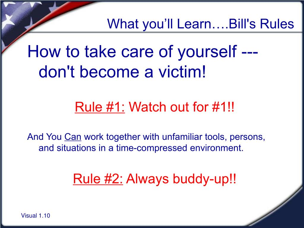 What you'll Learn….