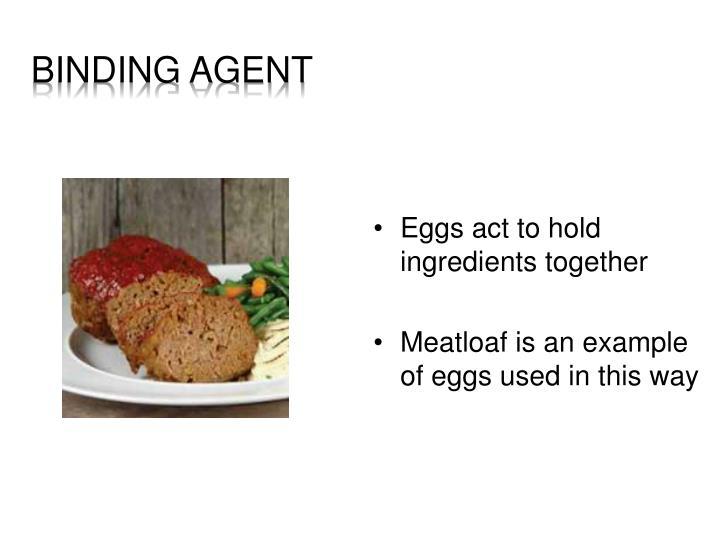 Binding Agent
