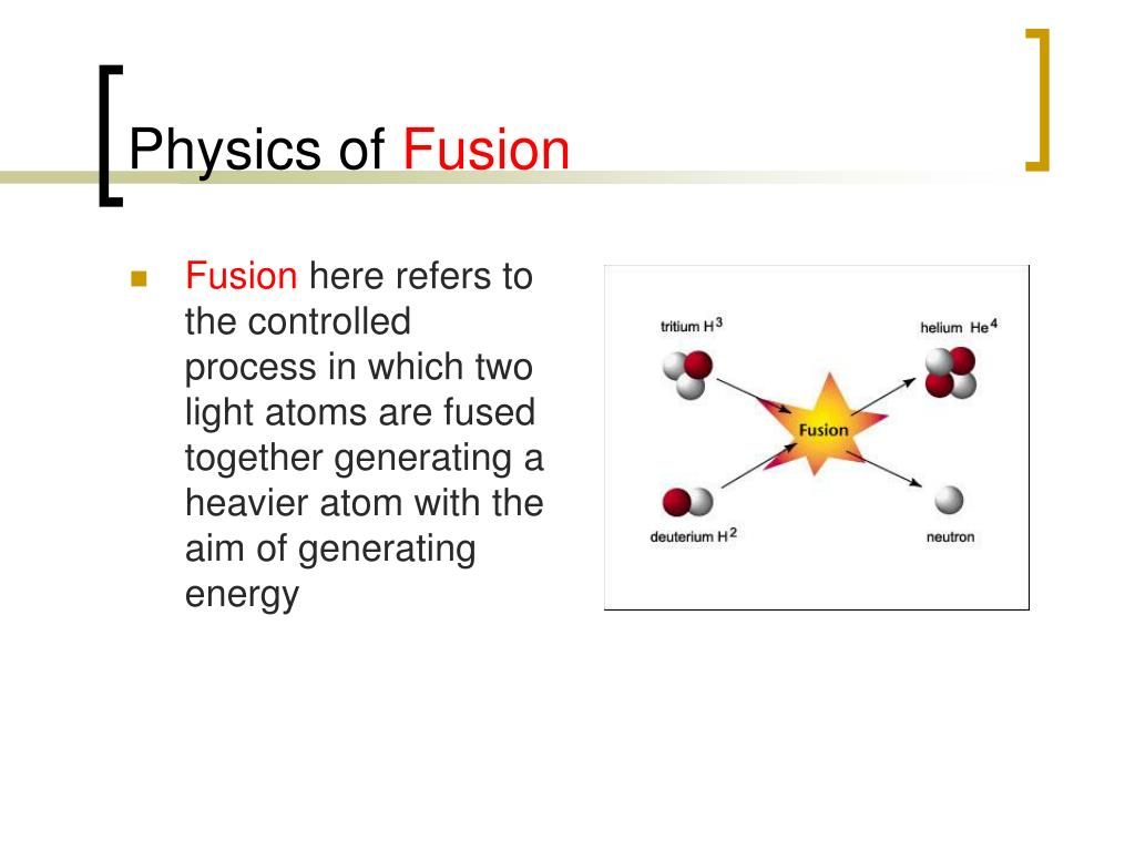 Physics of