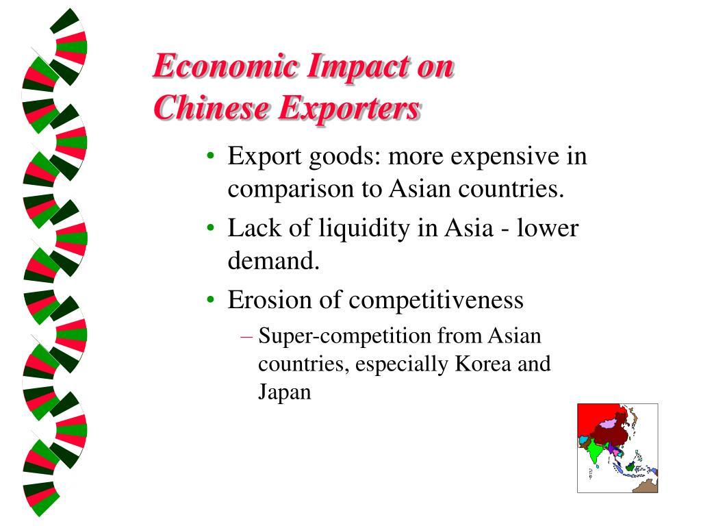 Economic Impact on