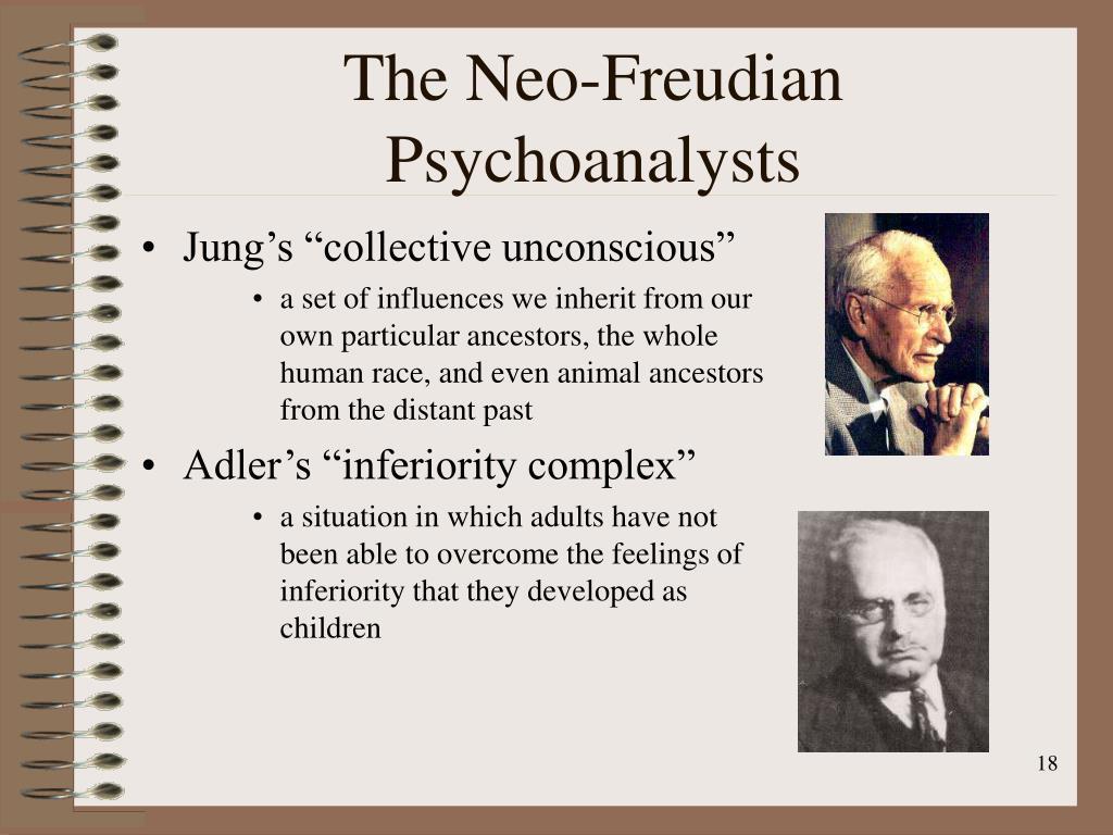The Neo-Freudian Psychoanalysts