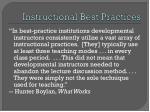 instructional best practices23