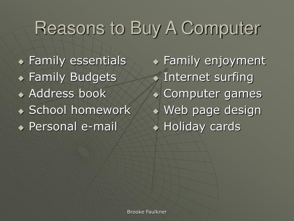 Family essentials