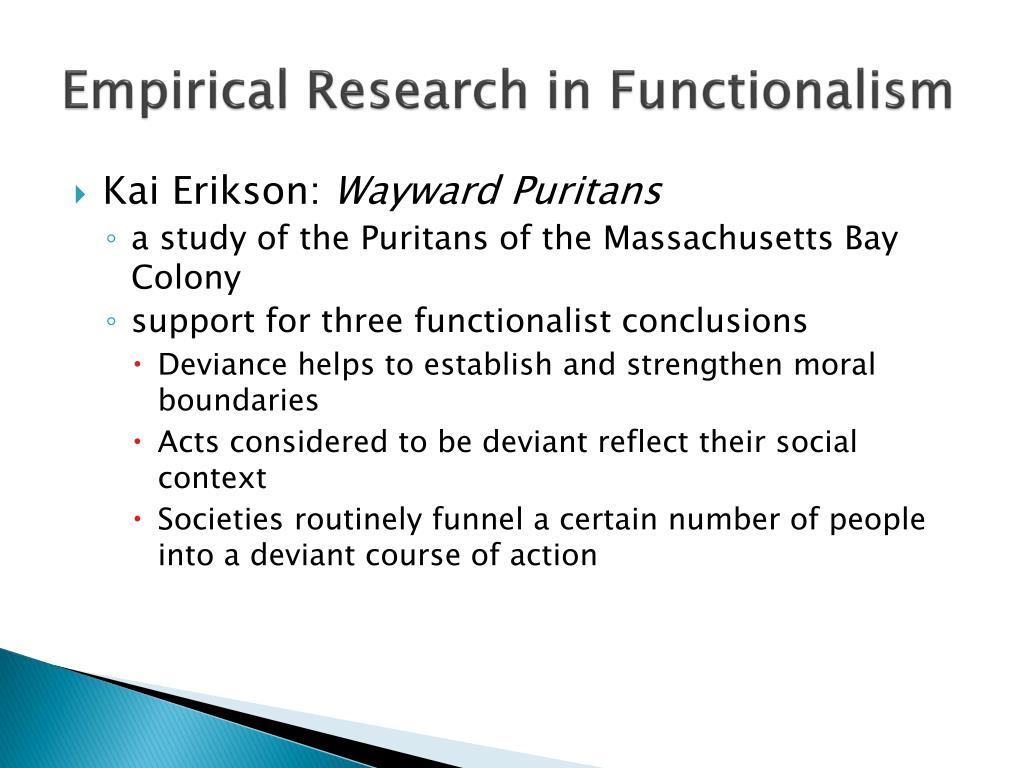 wayward puritans essay