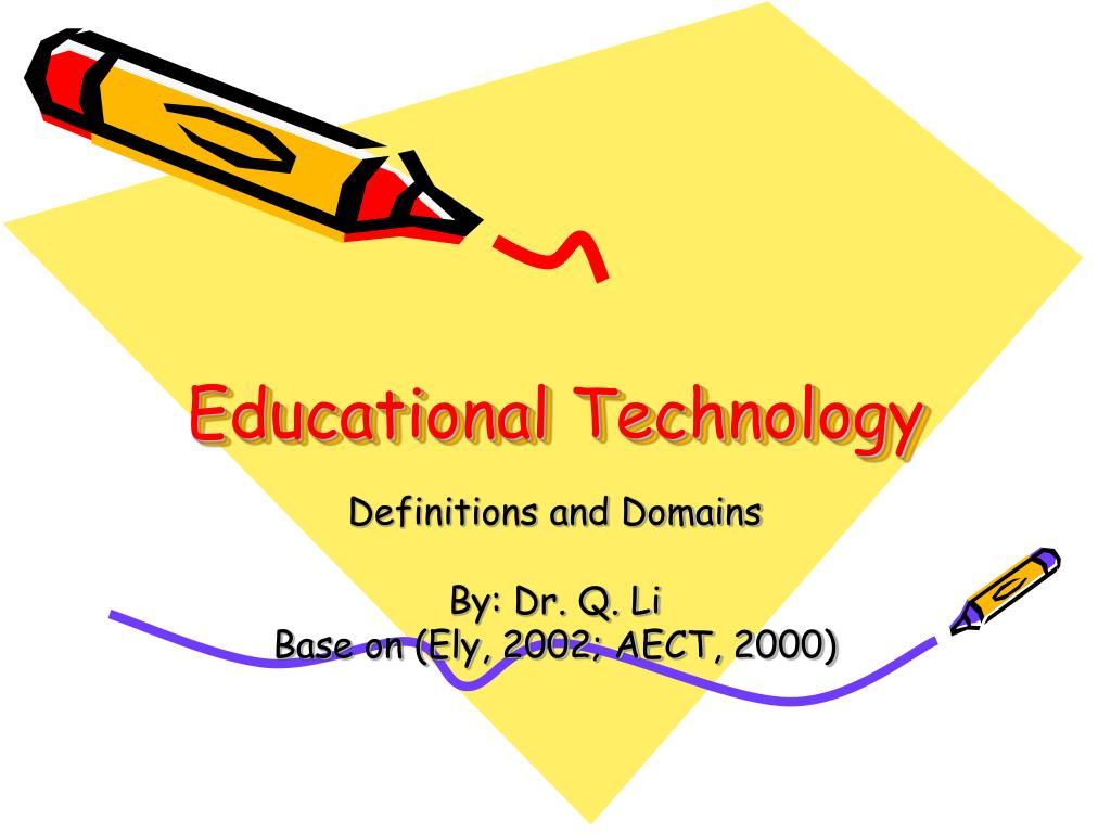 educational technology l.