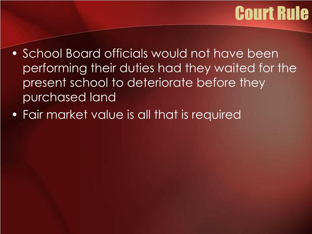 Court Rule