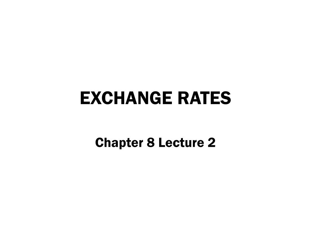 exchange rates l.