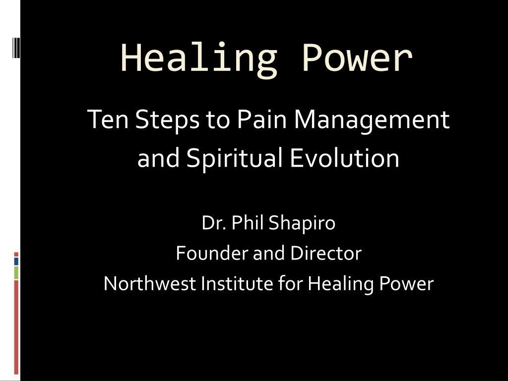 healing power l.