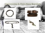 abercrombie fitch mens bracelets4