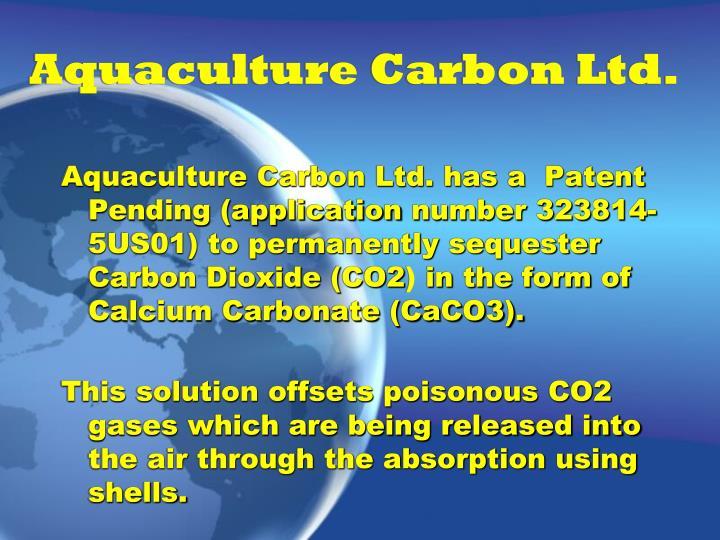 Aquaculture carbon ltd3