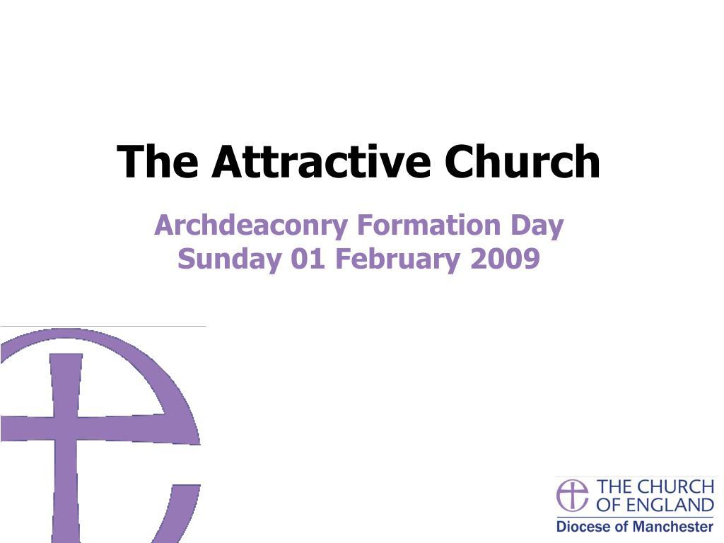 the attractive church l.