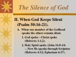 the silence of god3