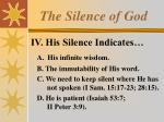 the silence of god5