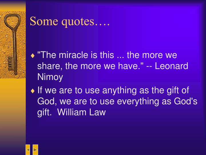 Some quotes