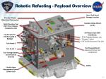 robotic refueling payload overview