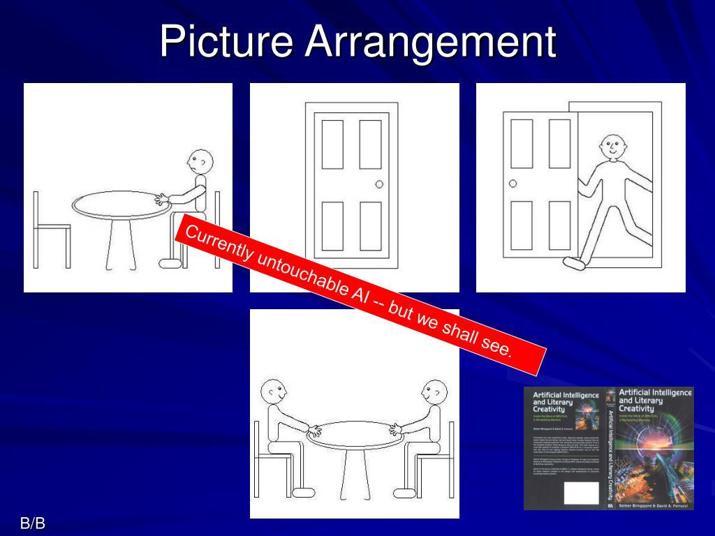 Picture Arrangement