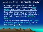 data story 3 2 the caste penalty