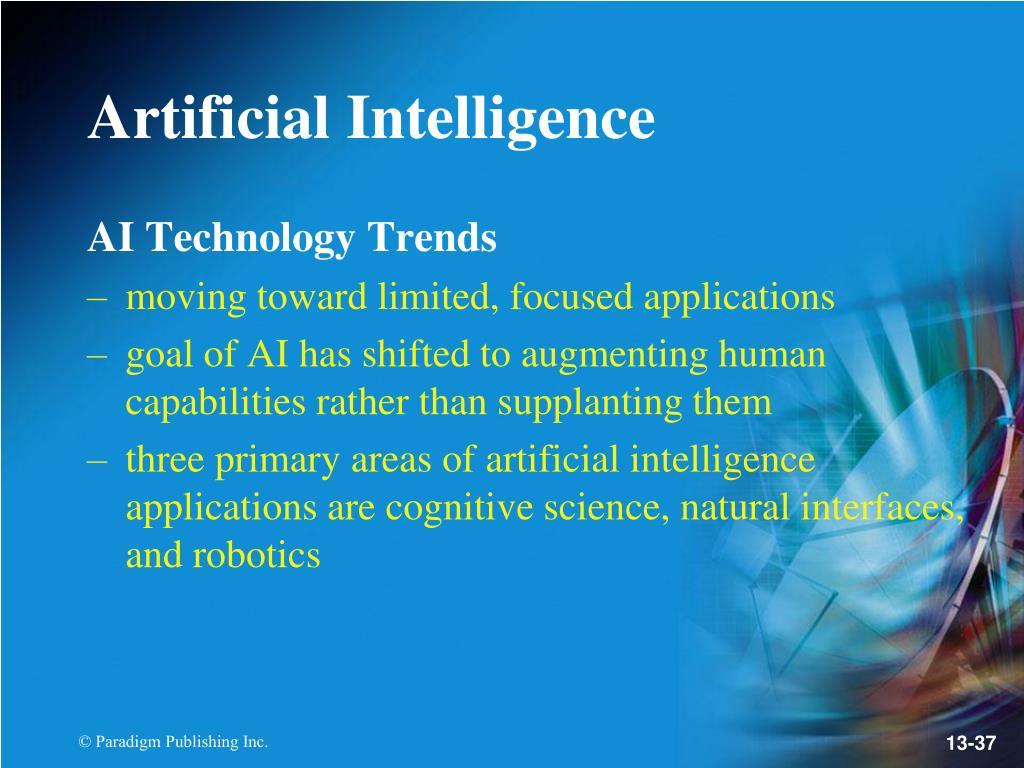 AI Technology Trends