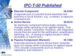 ipc t 50 published23