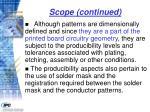 scope continued33