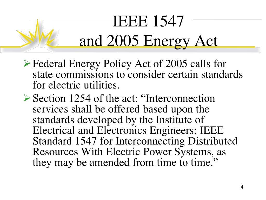 IEEE 1547