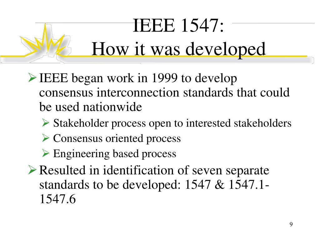 IEEE 1547: