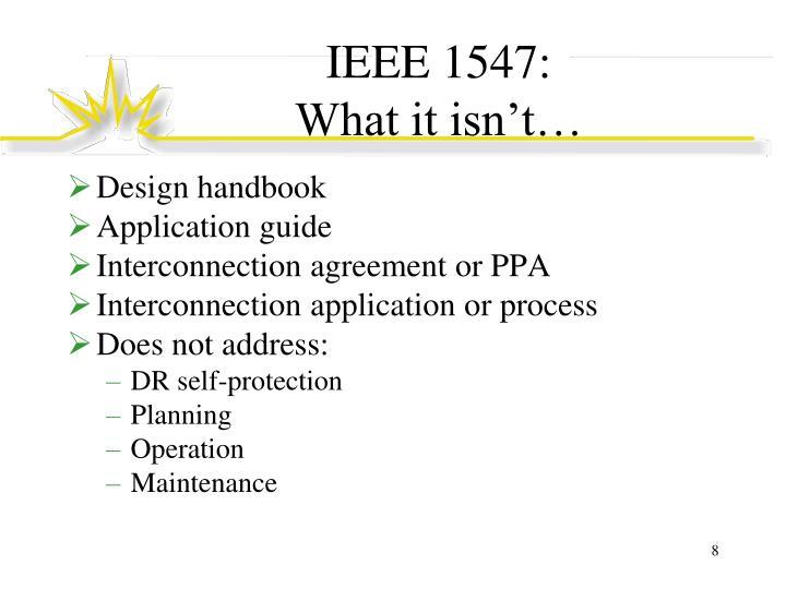 ieee 1547.4 guide