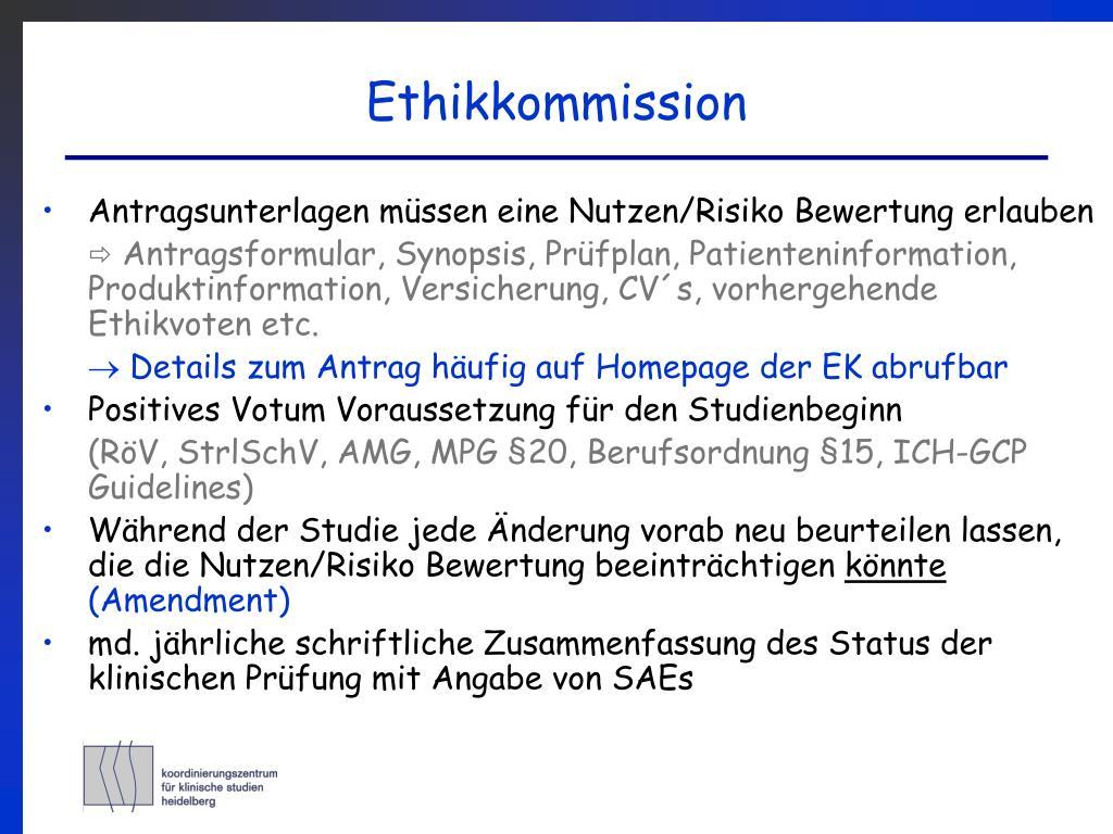 Ethikkommission