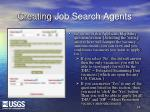 creating job search agents14