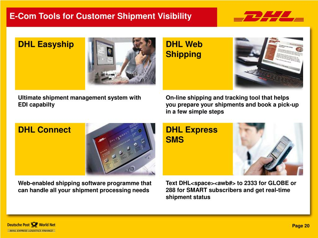 DHL Connect